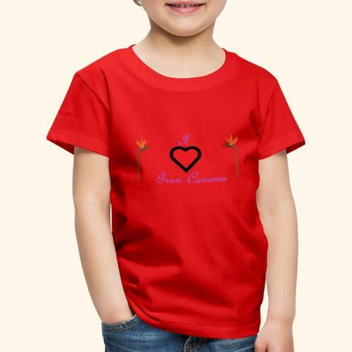 Gran Canaria - Kinder Premium T-Shirt