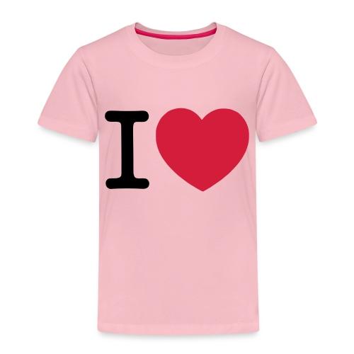 tekening - Kinderen Premium T-shirt