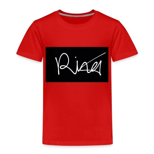 Autogramm - Kinder Premium T-Shirt
