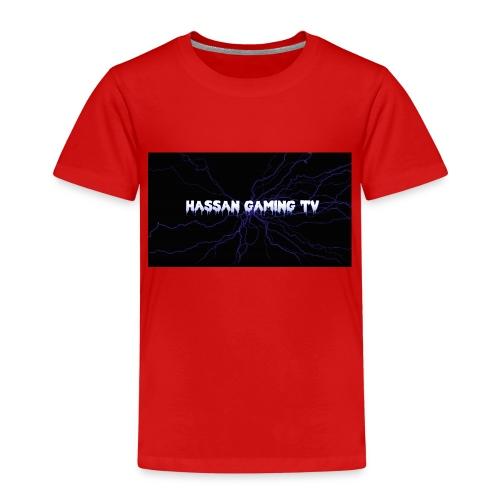 backgrounder 1 - Kinder Premium T-Shirt