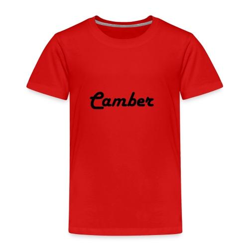 Camber - Kinder Premium T-Shirt