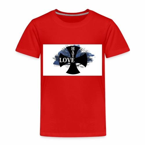 Love hate T SHIRT - Kids' Premium T-Shirt