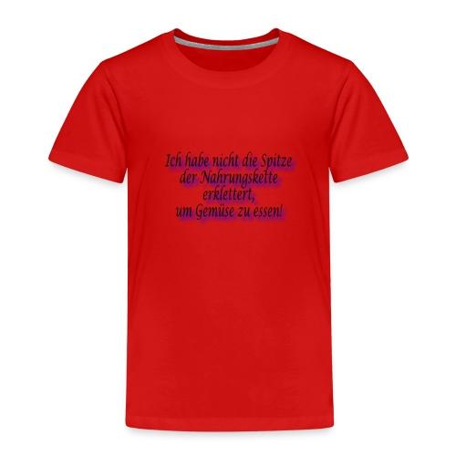 Nahrungskette - Kinder Premium T-Shirt