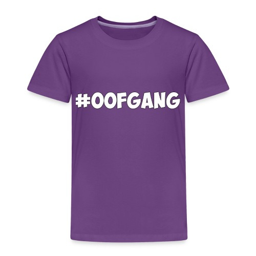 #OOFGANG MERCHANDISE - Kids' Premium T-Shirt