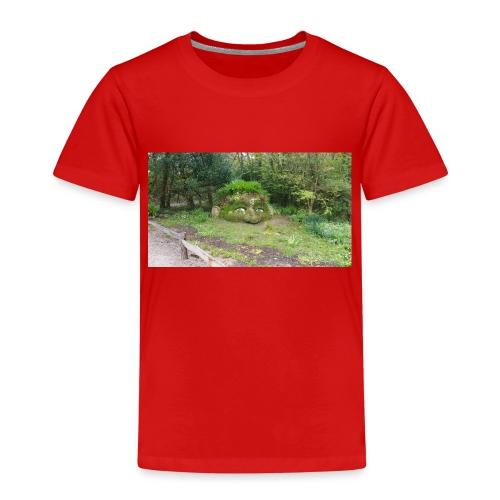 Was guckst du - Kinder Premium T-Shirt