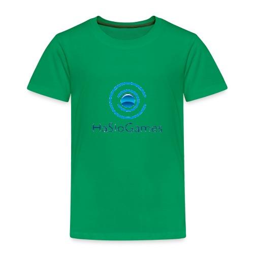 HasloGames Producten officieel logo - Kinderen Premium T-shirt