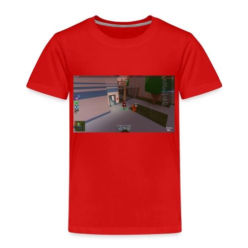 camper - Premium-T-shirt barn