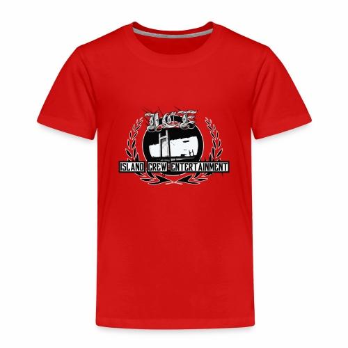 I.C.E - Premium-T-shirt barn