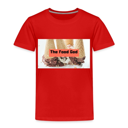 Food God - Kids' Premium T-Shirt