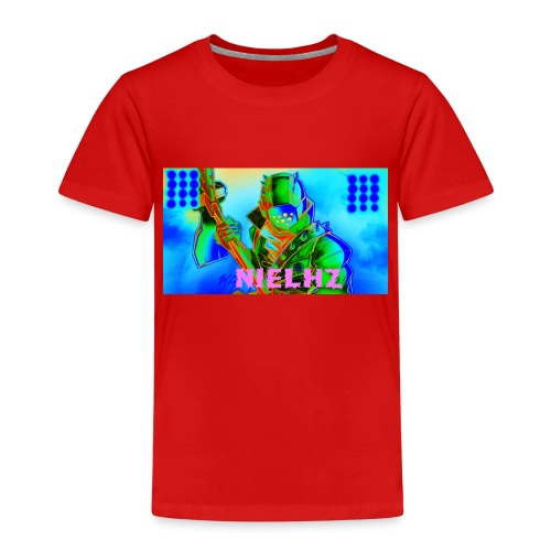 Niel Forntnite - Camiseta premium niño