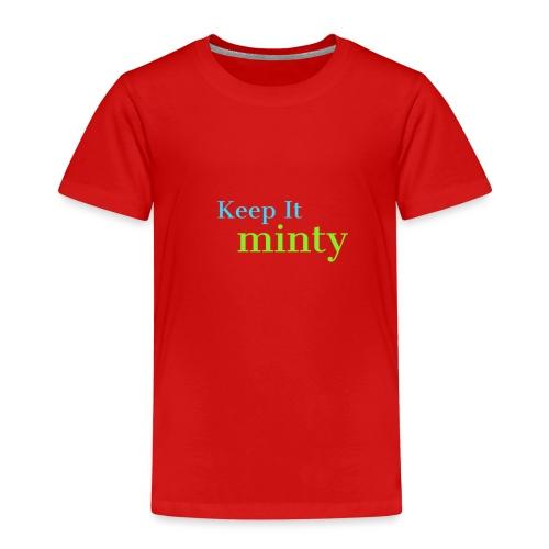 Original minty - Kids' Premium T-Shirt