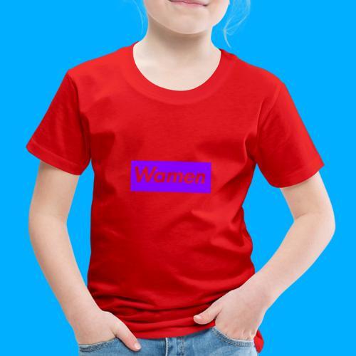 Wamen T-Shirt Design - Kids' Premium T-Shirt