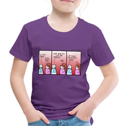orage - T-shirt Premium Enfant