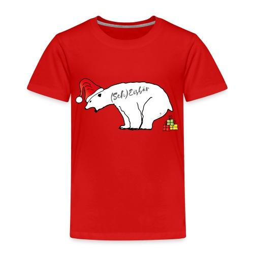 (Sch) Eisbär - Kinder Premium T-Shirt