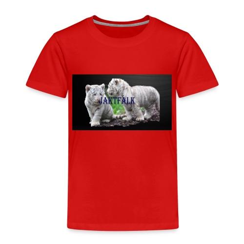 Jatkfalk - Premium-T-shirt barn
