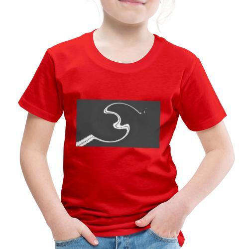 Avión Swirl - Camiseta premium niño