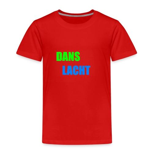 Dans Lacht - Kinder Premium T-Shirt