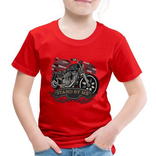 moto - Maglietta Premium per bambini