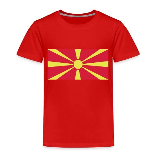 Macedonia - Kinderen Premium T-shirt