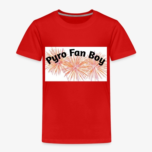 Pyro Fan Shop - Kinder Premium T-Shirt