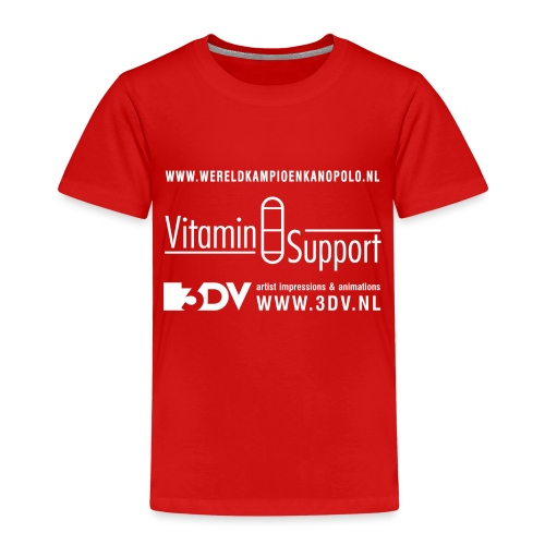 Keistad logos achterkant 2 png - Kinderen Premium T-shirt