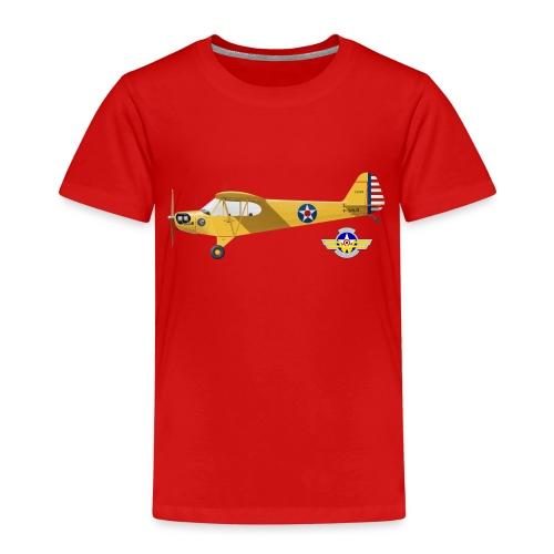 Piper Cub Spirit of Lewis - T-shirt Premium Enfant