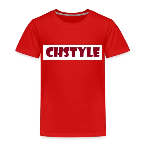 chstylered - Kinder Premium T-Shirt
