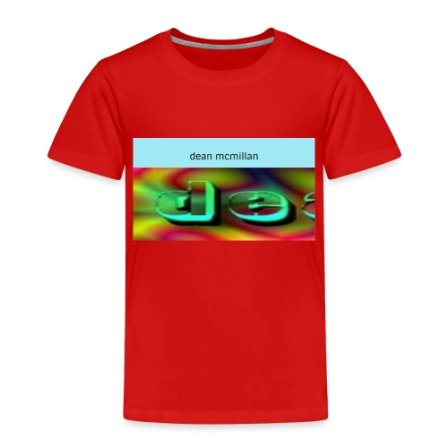 dean - Kids' Premium T-Shirt