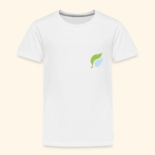 Akan White - Lasten premium t-paita