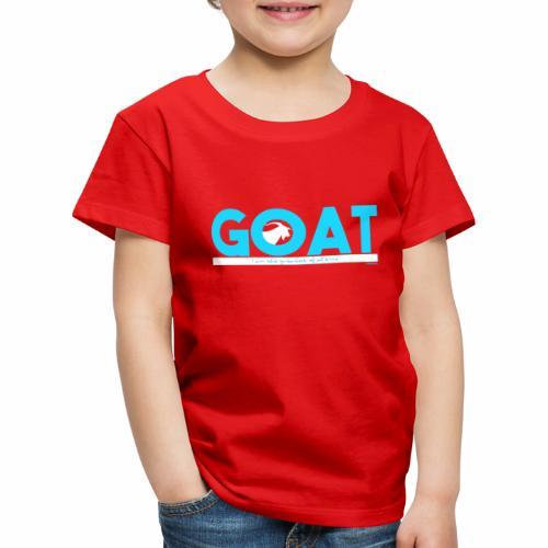 GOAT - Kinderen Premium T-shirt