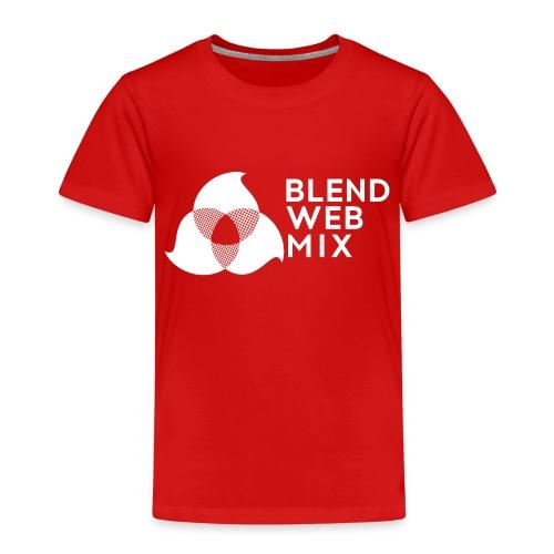 logo bland - T-shirt Premium Enfant
