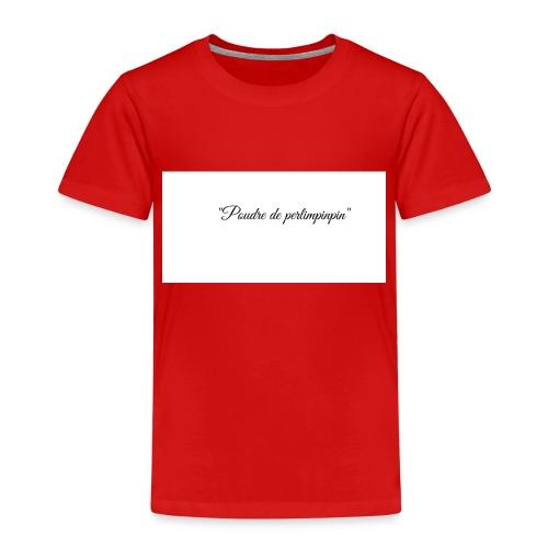 Happy - T-shirt Premium Enfant