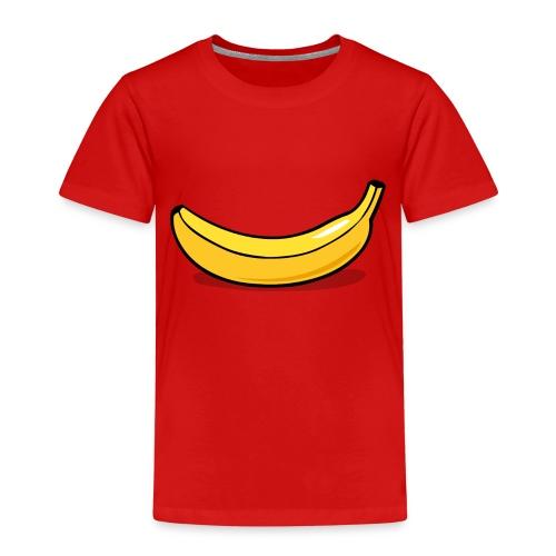 banaan smile - Kinderen Premium T-shirt
