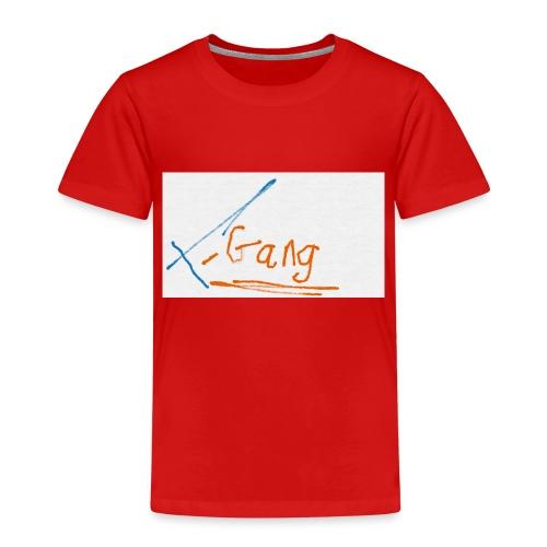 t gang logo - Kids' Premium T-Shirt