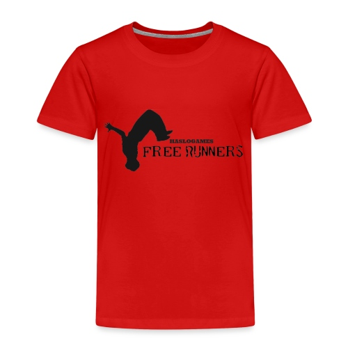 FREERUN - Kinderen Premium T-shirt