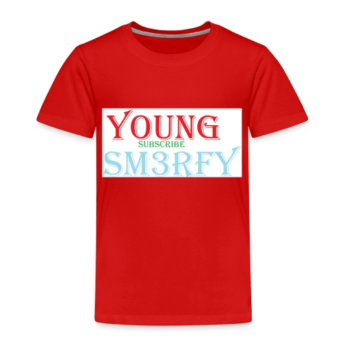 YOUNG SM3RFY - Kinderen Premium T-shirt