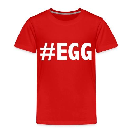 INSTA EGG - Kinderen Premium T-shirt