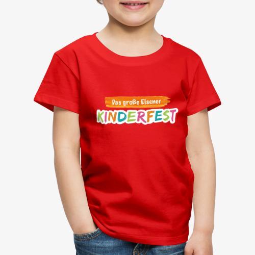Kinderfest - Kinder Premium T-Shirt