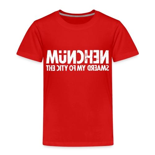 München (white oldstyle) - Kinder Premium T-Shirt