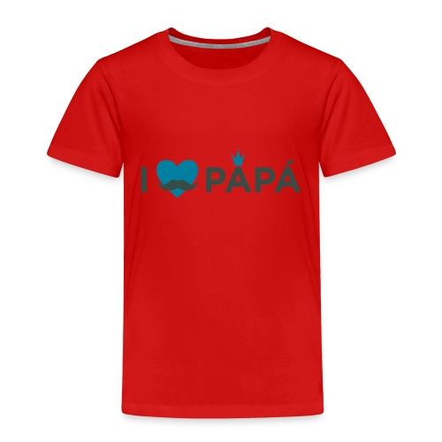 ik hoe van je papa - T-shirt Premium Enfant