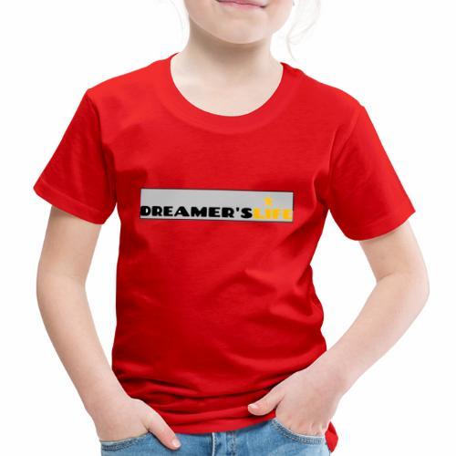 113372554 135123437 Logo DREAMER SLIFE GRIS - T-shirt Premium Enfant