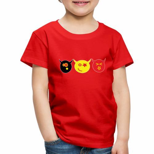 Belgium - Kinderen Premium T-shirt