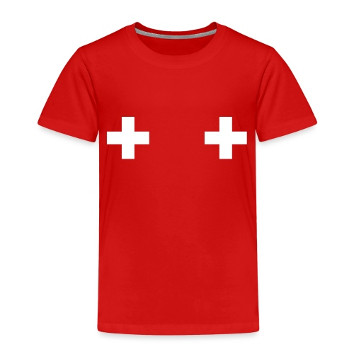 Swiss Boobs - T-shirt Premium Enfant