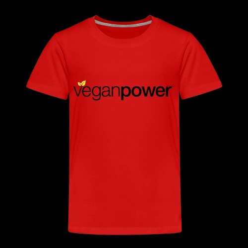 veganpower Lifestyle - Kinder Premium T-Shirt