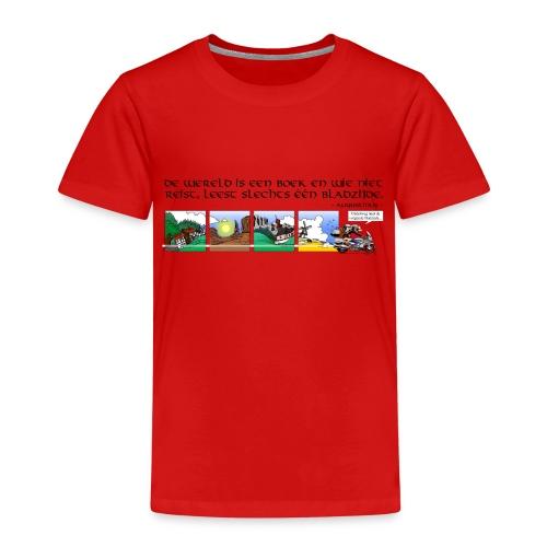 travel NEDERLANDS - Kinderen Premium T-shirt