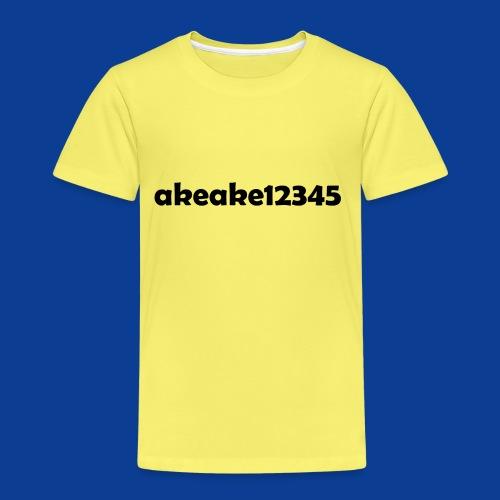 My new shirt - Kids' Premium T-Shirt