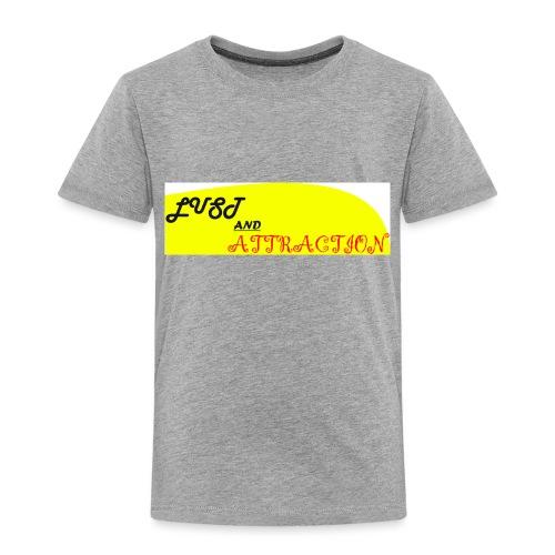 lust ans attraction - Kids' Premium T-Shirt