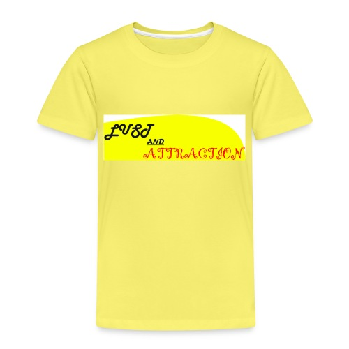 lust ans attraction - Kids' Premium T-Shirt