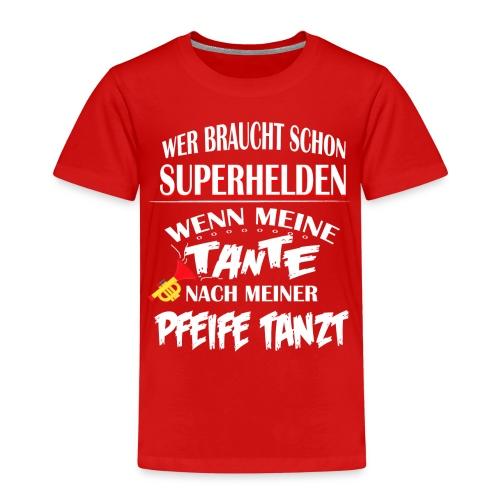 tante PFeife tantz neu - Kinder Premium T-Shirt