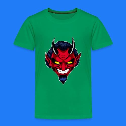 DEMON HEAD by Agill - T-shirt Premium Enfant